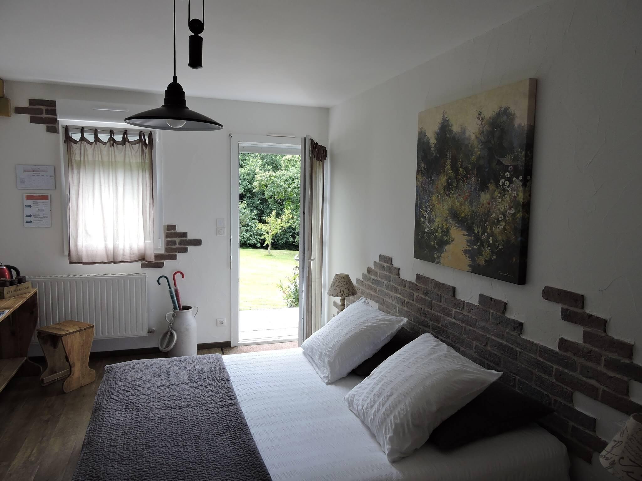 Dormir au logis du parc: maison d'hotes en vendée