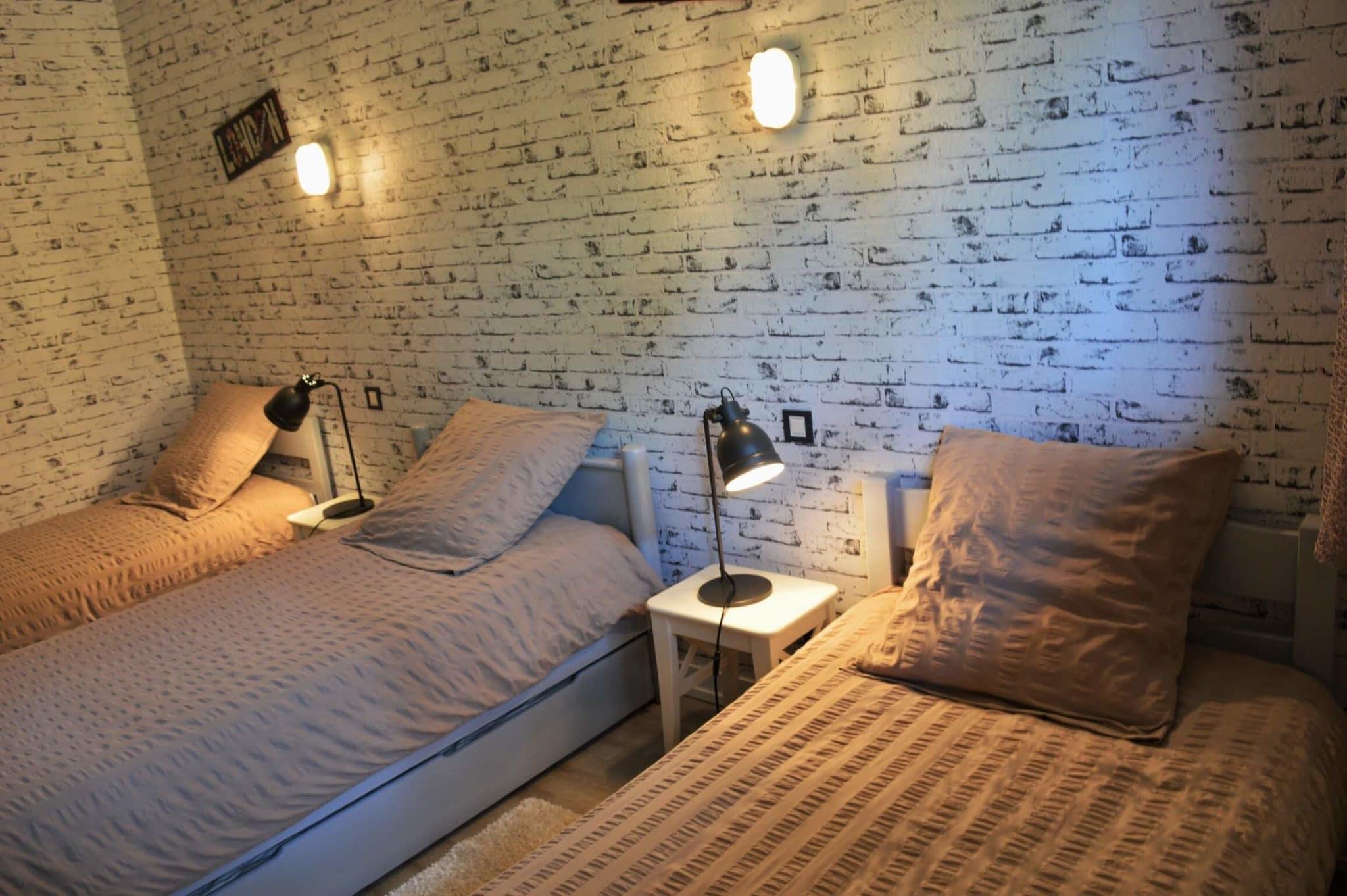 chambre d'hote familiale près du Puy du Fou en Vendée. Hébergement constitué de 2 chambres pour une famille
