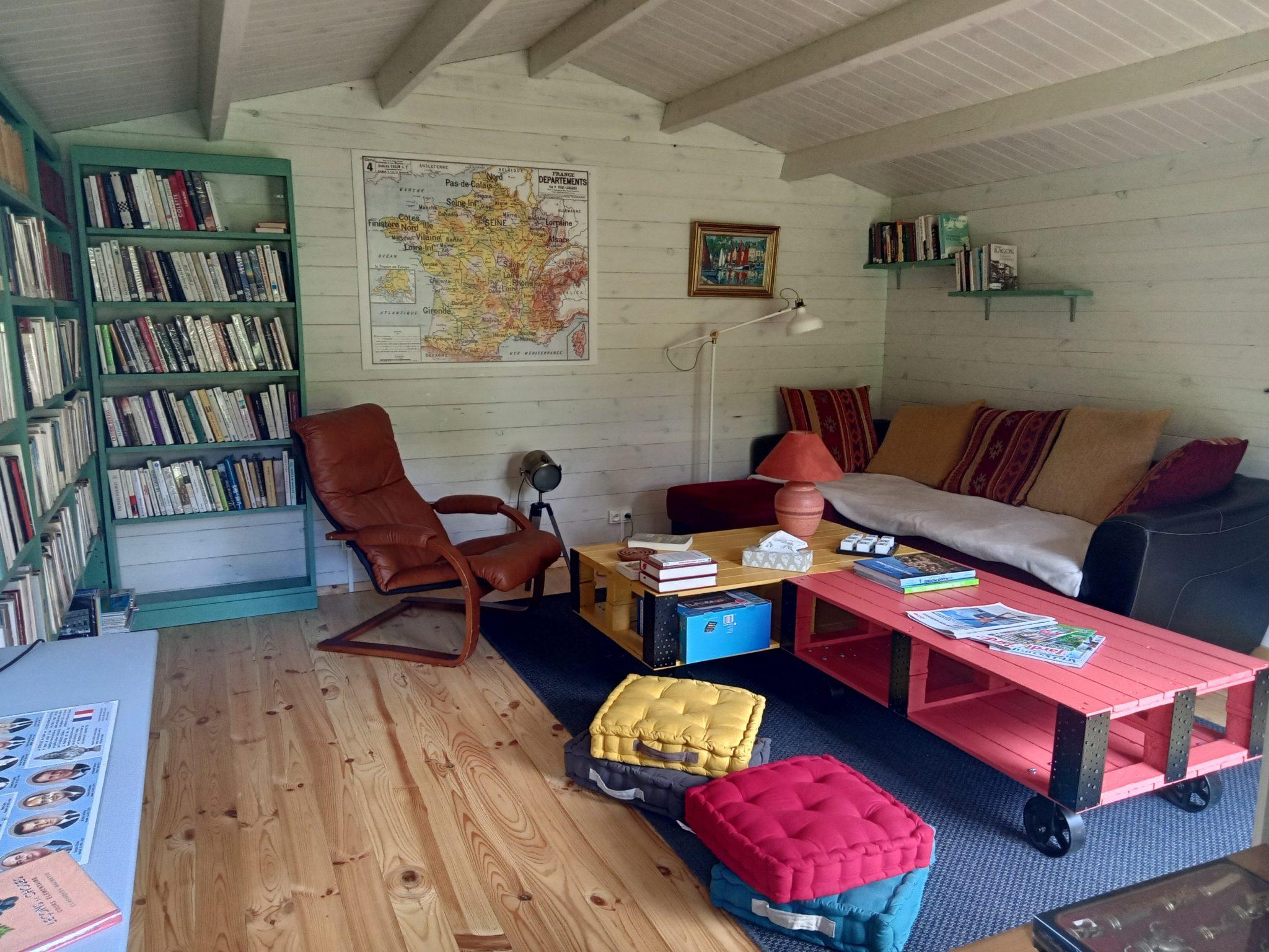 une cabane pour se ressourcer en Vendée