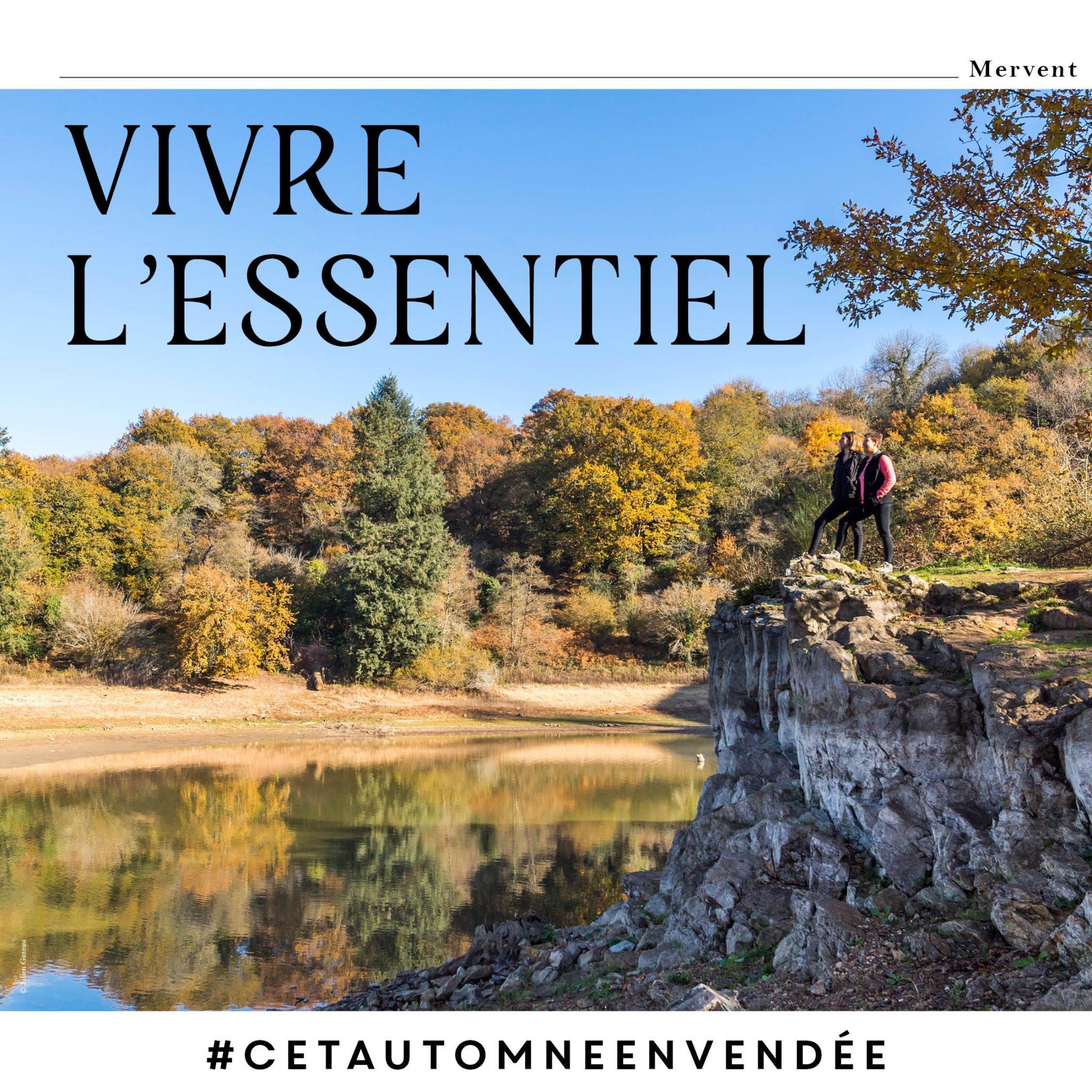la Vendée en automne